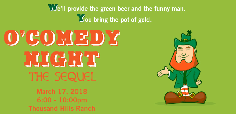 o'comedy night