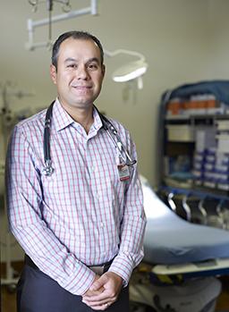 Dr. Reynoso